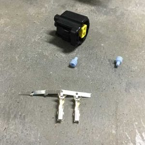 Tesla airco solenoide connector kit