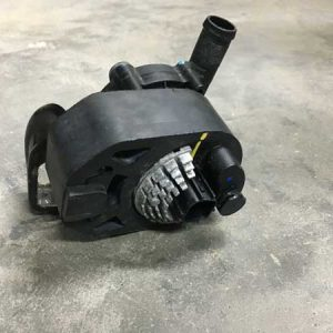 Tesla waterpump 6007367-00-E backside