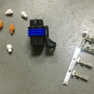 Tesla valve connector kit
