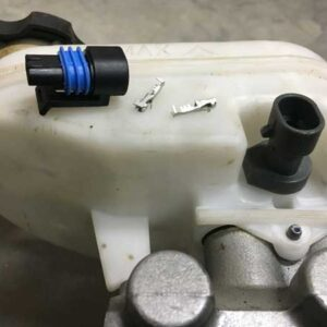 Tesla brake fluid sensor connector iBooster