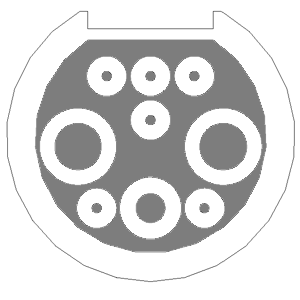 GB/T vehicle connector