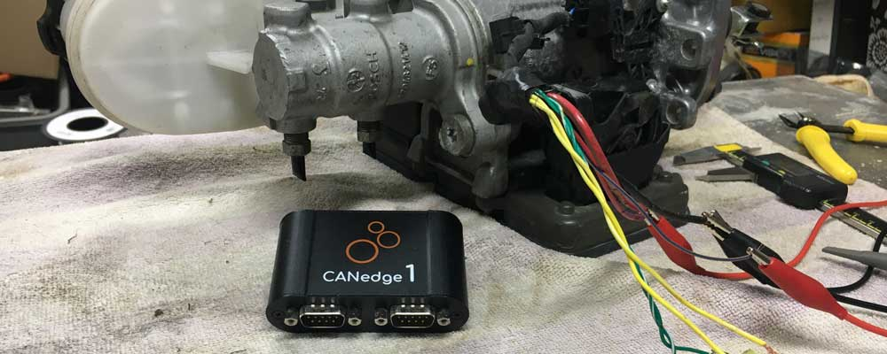 CANBUS test de iBooster